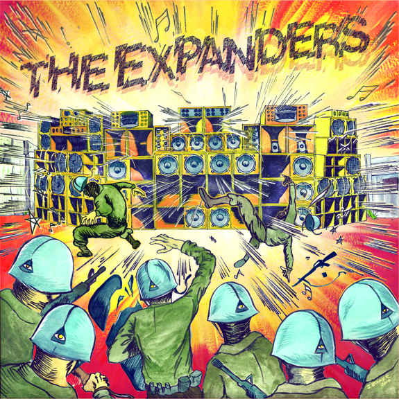 The Expanders Album Cover